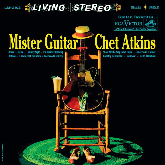 Mister Guitar image