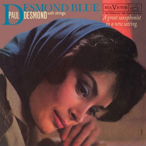 Desmond Blue - Paul Desmond with Strings