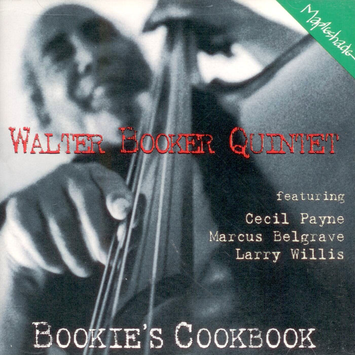 Bookie's Cookbook