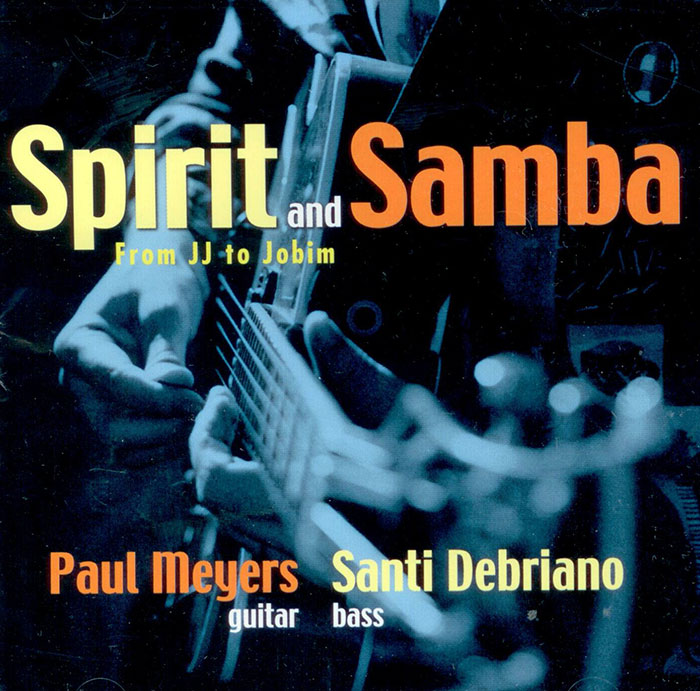 Spirit and Samba - From JJ to Jobim