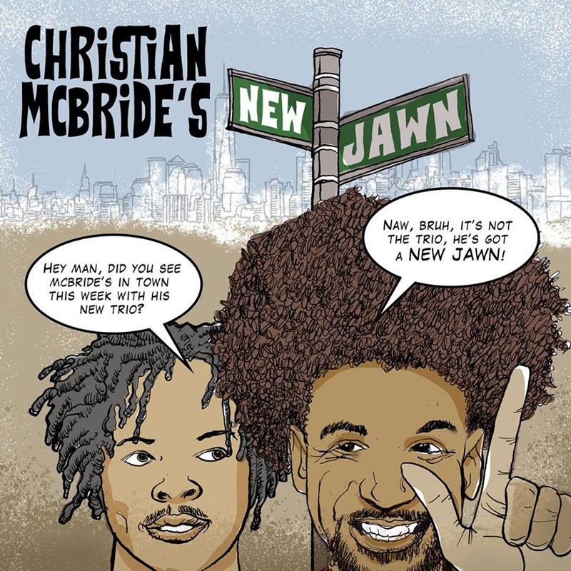 Christian McBride's New Jawn image