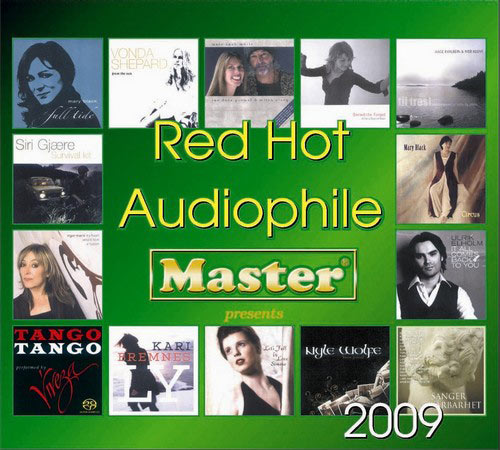 Red Hot Audiophile - 2009 image