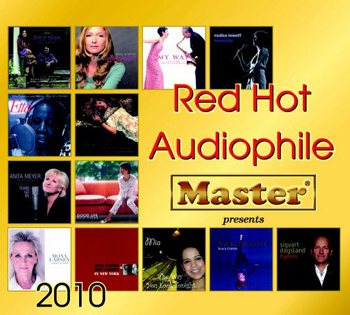 Red Hot Audiophile - 2010 image