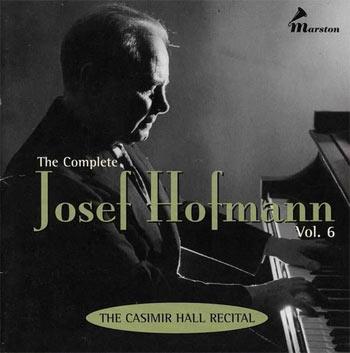 Casimir Hall recital 1938