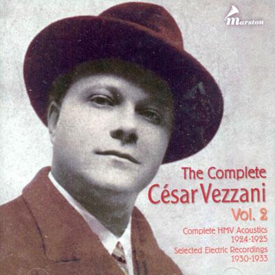 Complete HMV Acoustics 1924-1925 / Selected Electric Recordings 1930-1933 - vol. 2