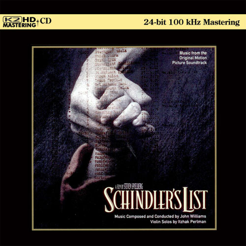 Schindler's List (Soundtrack)