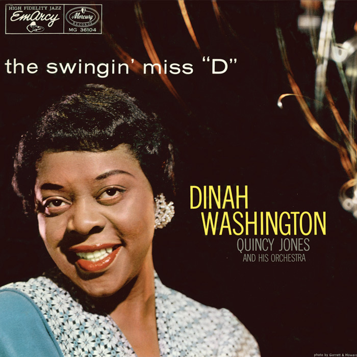 The Swingin' Miss D image