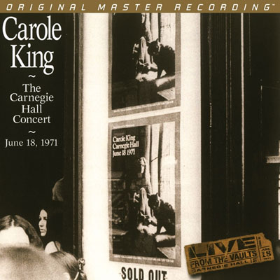 The Carnegie Hall Concert - June 18, 1971
