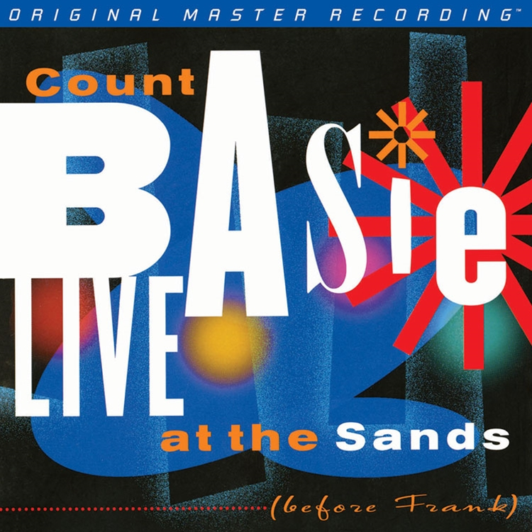 Live at the Sands image