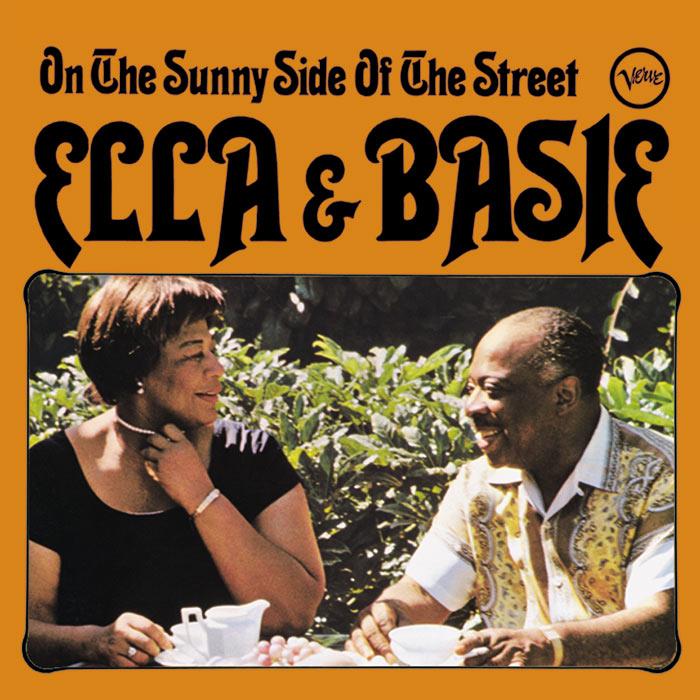 Ella and Basie image
