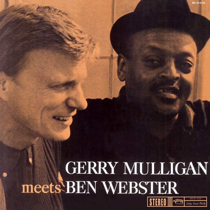 Gerry Mulligan Meets Ben Webster image