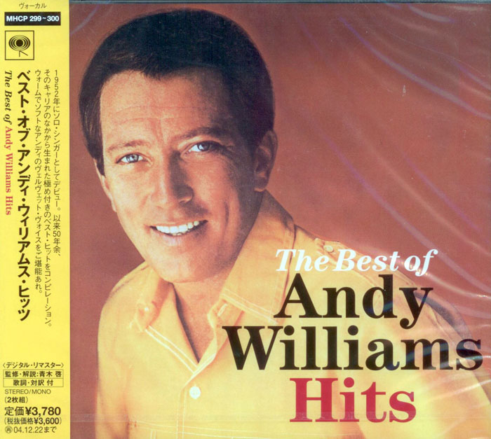 The Best Of Andy Williams Hits image