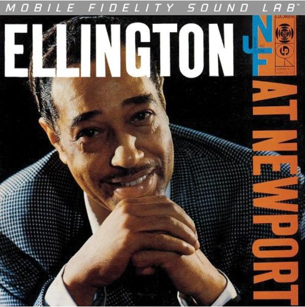 Ellington at Newport image