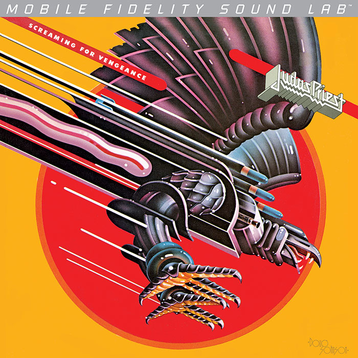 Screaming for Vengeance  image