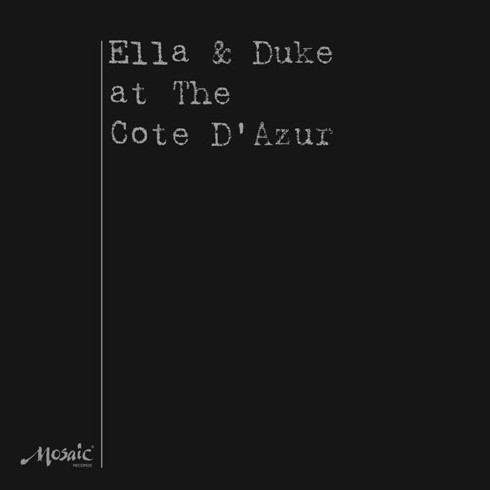 Ella Fitzgerald & Duke Ellington At The Cote D'Azur image
