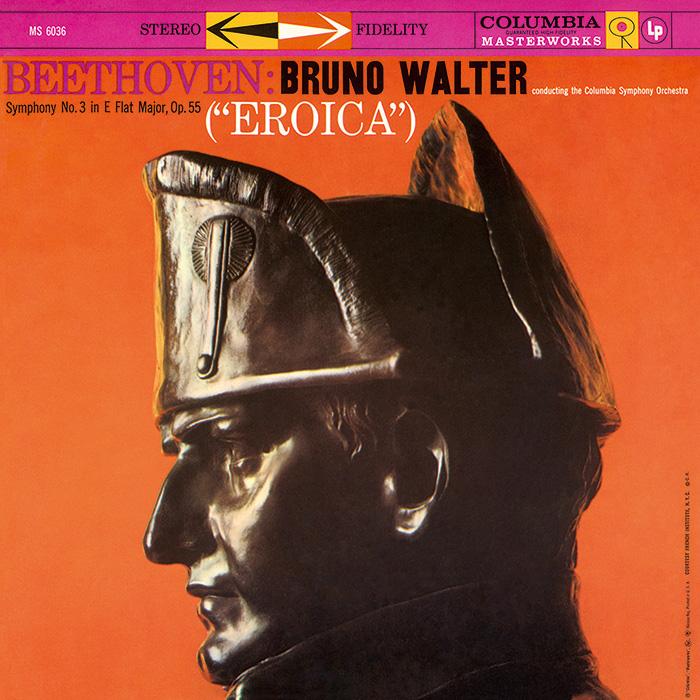 Symphony No. 3 in E flat major, op. 55 Eroica