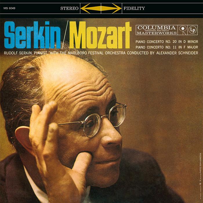 Piano Concerto No. 20 in D minor / Piano Concerto No. 11 in F Major image
