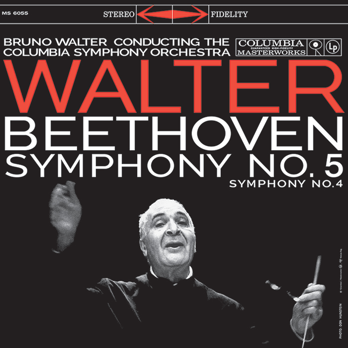 Symphony No. 5 and 4