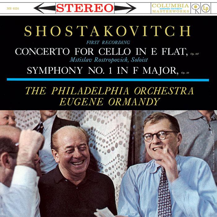 Concerto for Cello in E Flat, Op. 107