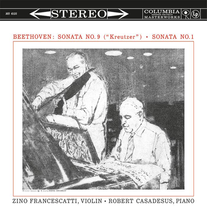 Sonata No. 9 'Kreutzer' / Sonata No. 1