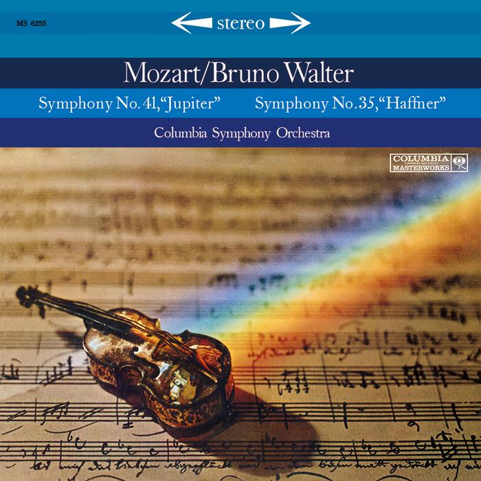 Symphony No. 41 JUPITER / Symphony No. 35 HAFFNER