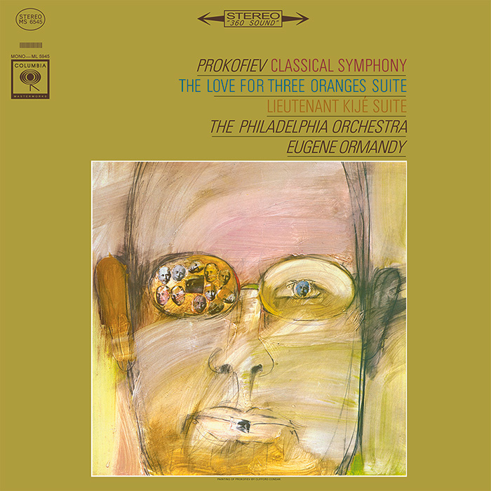 Classical Symphony / Love For Three Oranges Suite / Lieutenant Kije Suite