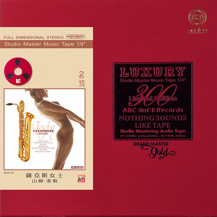 Saxophone Lady