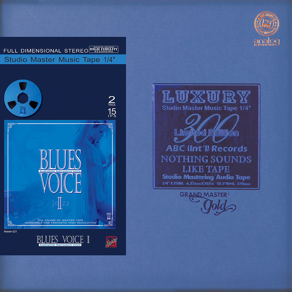 Blues Voice Jazz - II