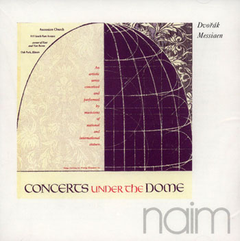 Concerts Under The Dome - Quatour pour le Fin du Temps image