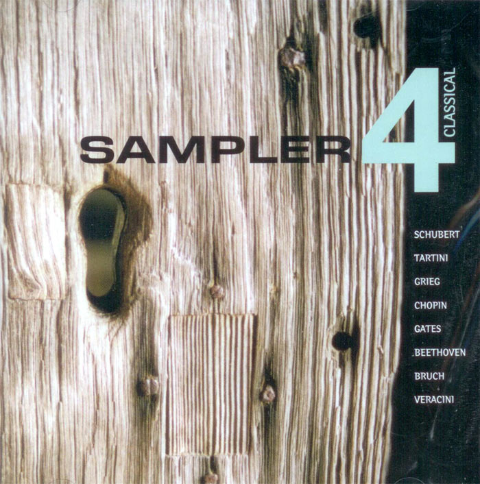 NAIM RECORDS Sampler v. 4 image