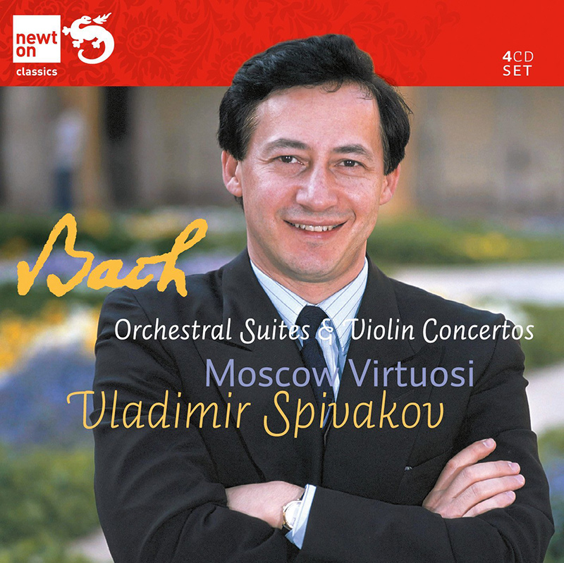 Orchestral Suites And Violin Concertos