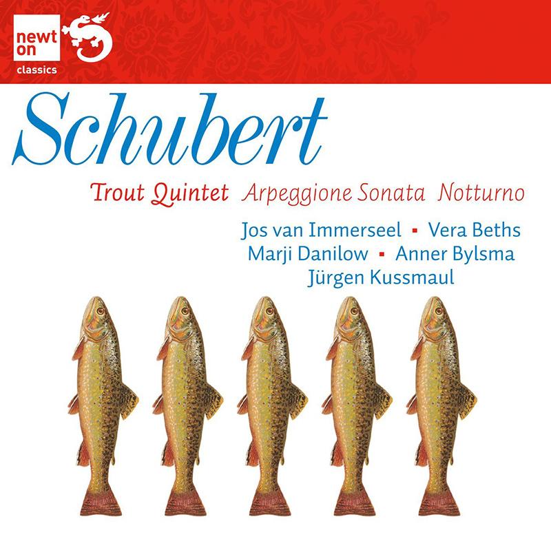 Trout Quintet / Arpeggione Sonata / Notturno image