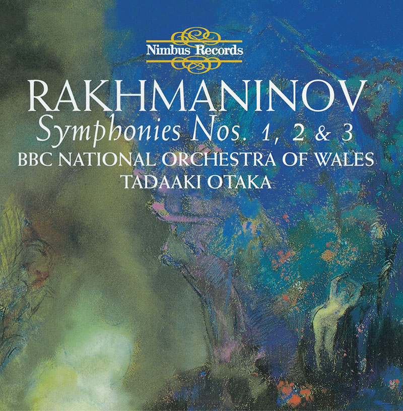 The Three Symphonies  image