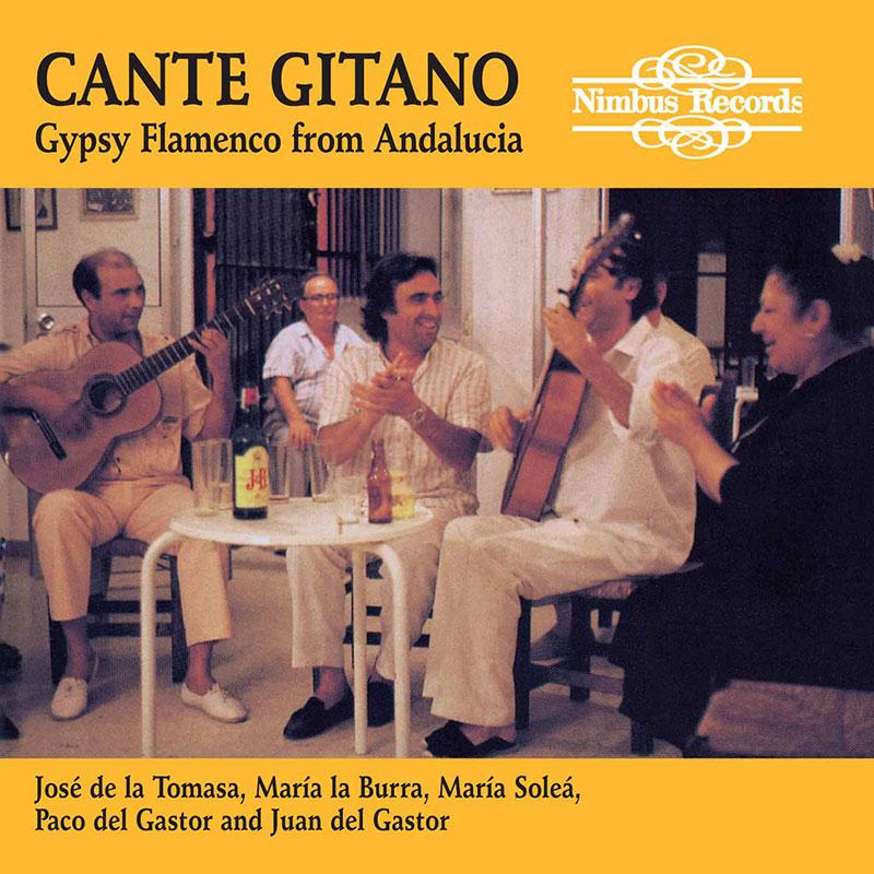 Cante Gitano - Gypsy Flamenco from Andalucia
