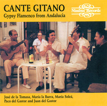 Cante Gitano - Gypsy Flamenco from Andalucia