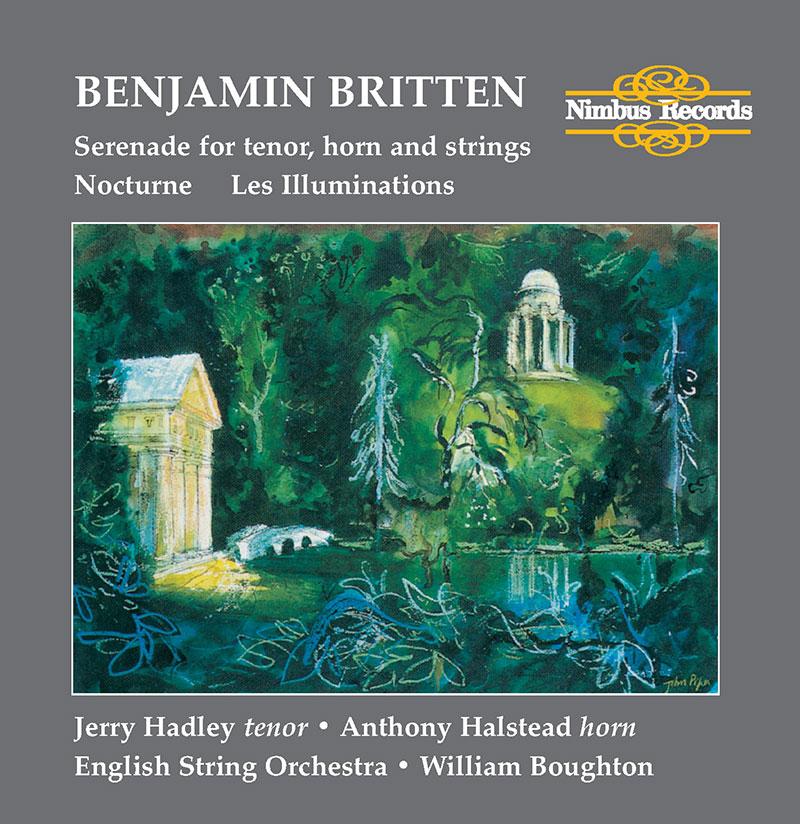 Les Illuminations Op.18 / Serenade Op.31 / Nocturne Op.60 image