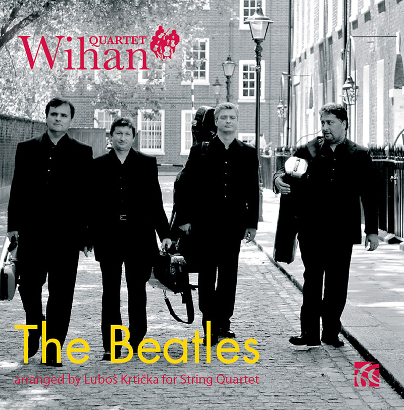 The Wihan Quartet Plays the Beatles