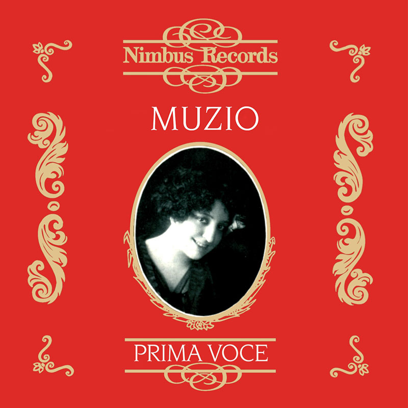 Claudia Muzio 1911-1935