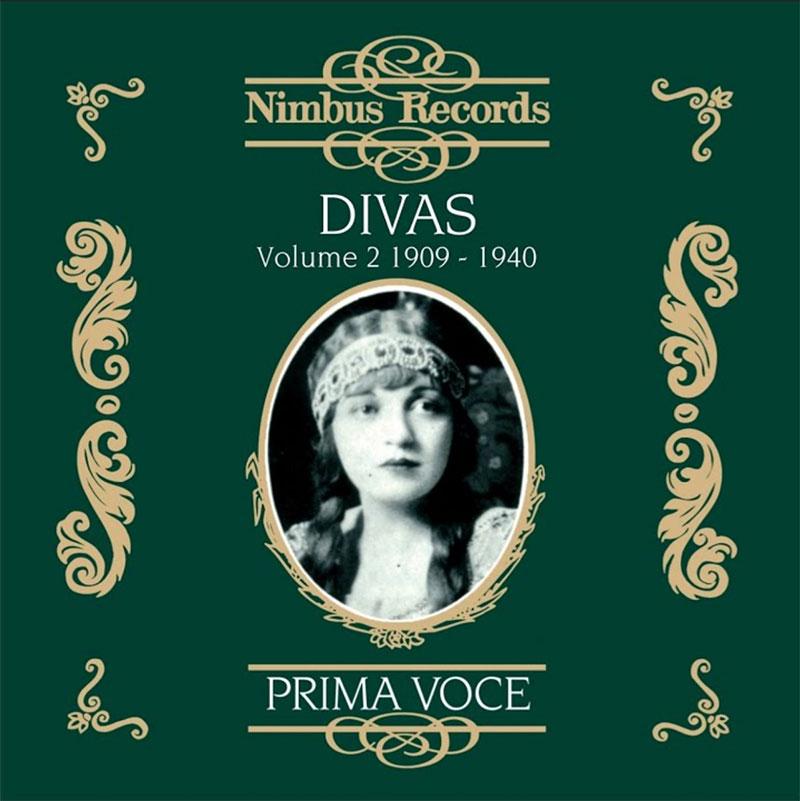 Divas Vol. 2 - 1909-1940