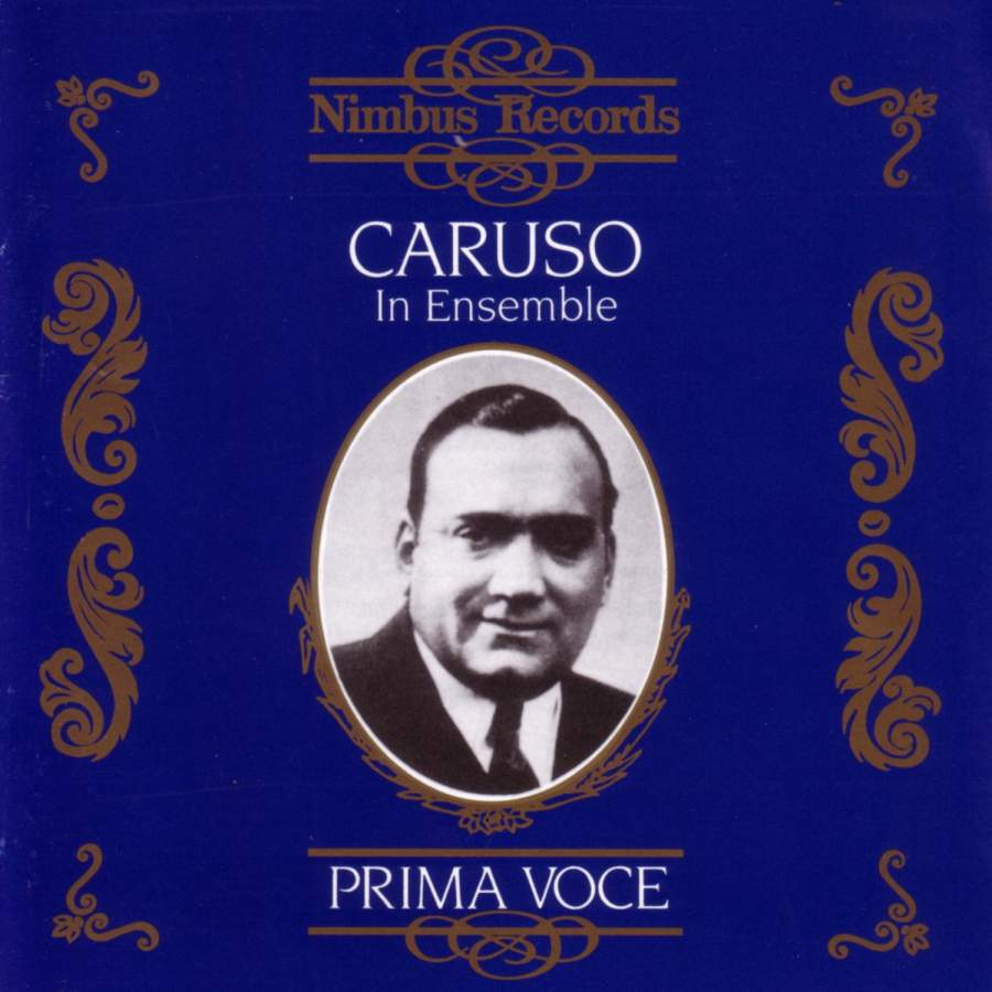 Enrico Caruso in Ensemble 1906-1914