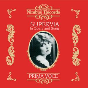 Conchita Supervia 1927-1932