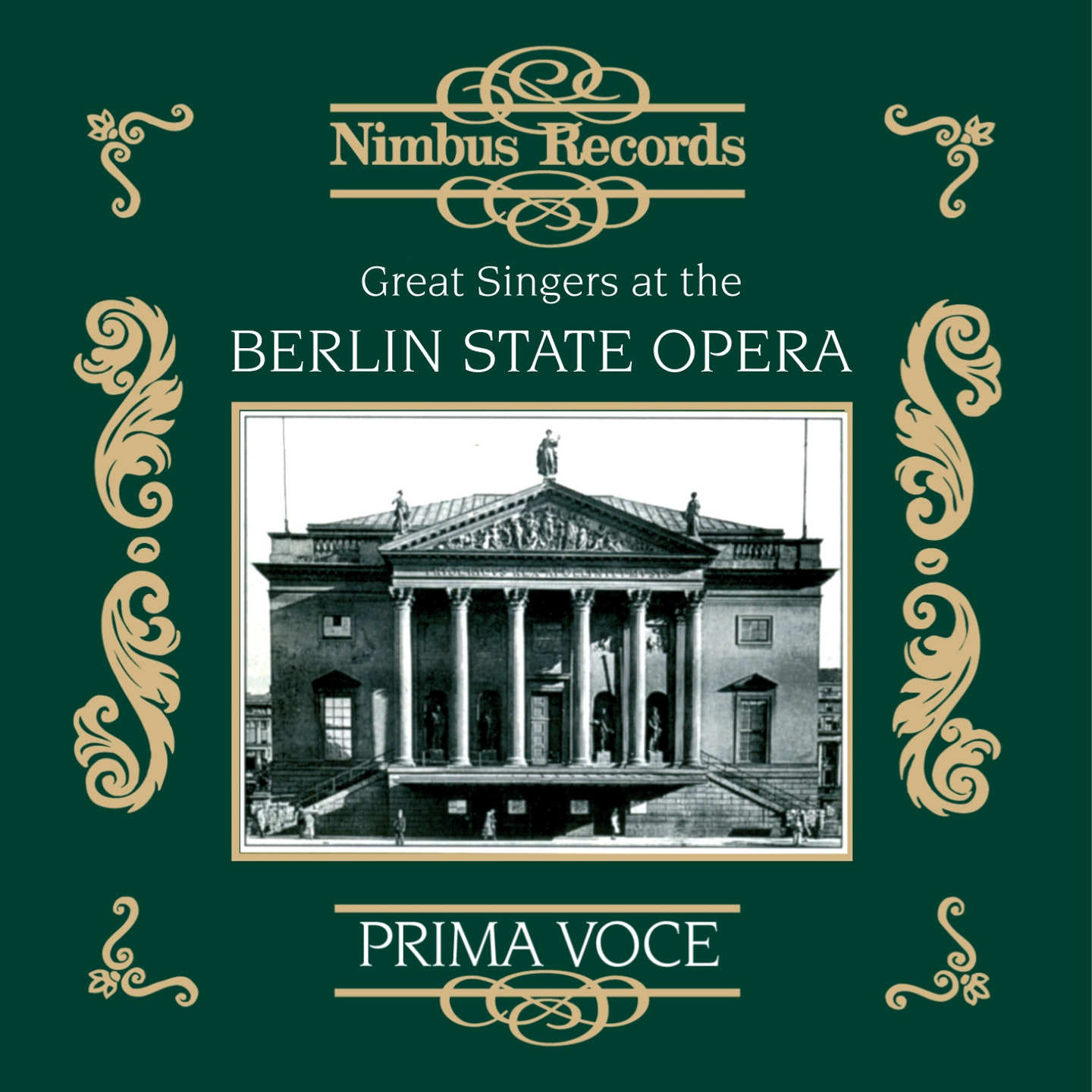 Great Singers at The Berlin State 1927-1939