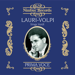 Giacomo Lauri-Volpi sings Verdi - 1927-1943