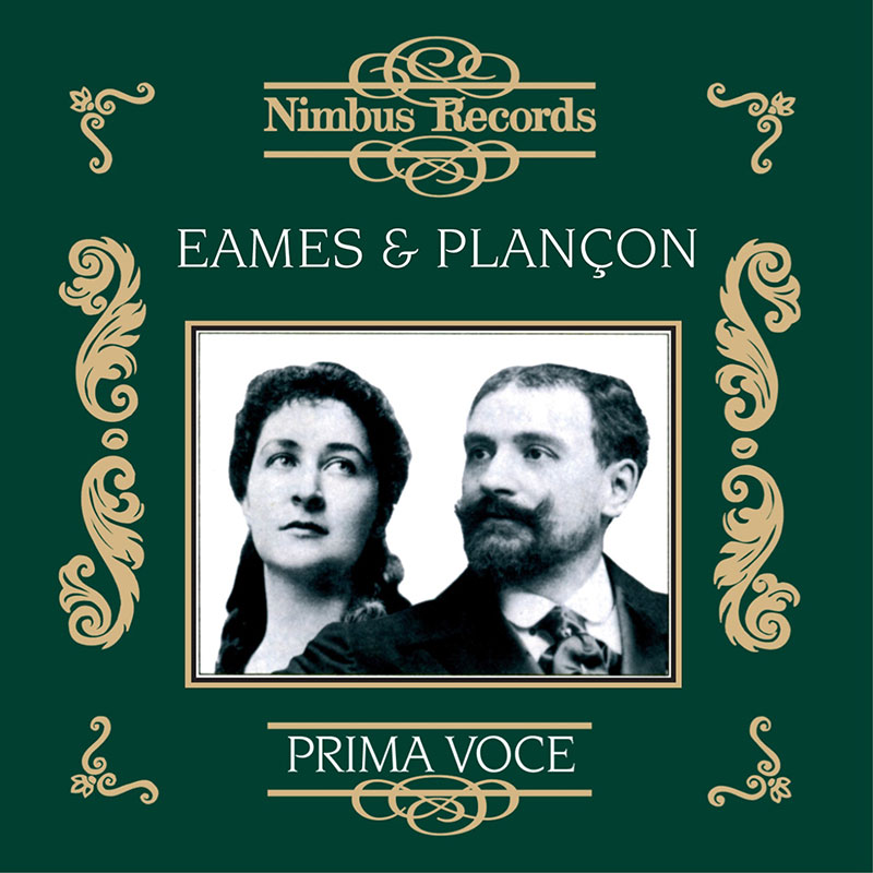 Emma Eames and Pol Plancon 1903-1911