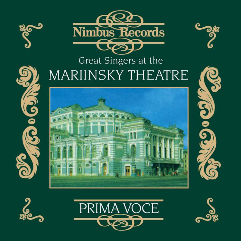 Great Singers at the Mariinsky 1908-1913