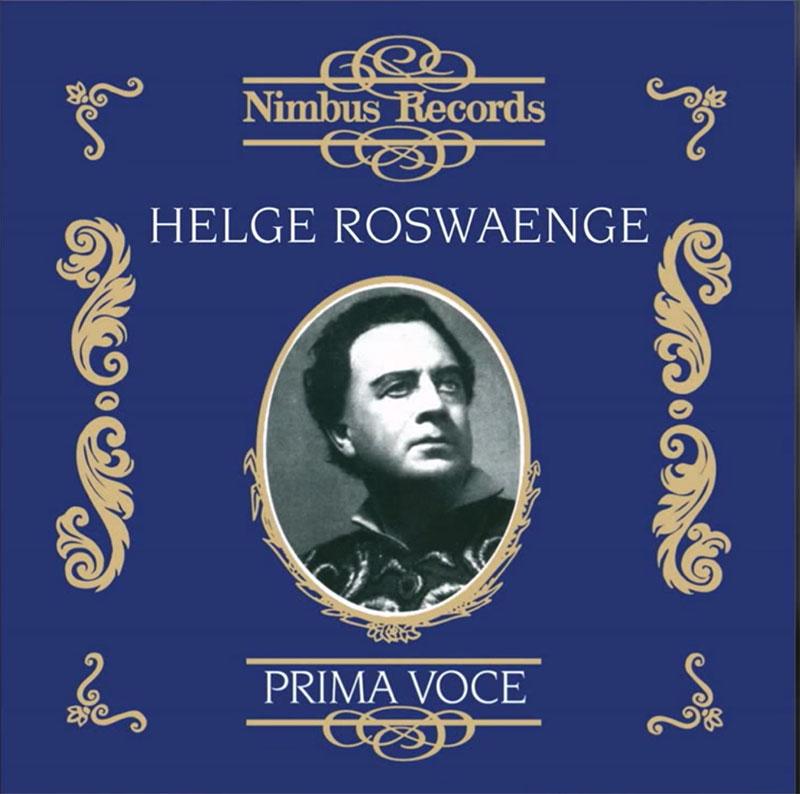 Helge Roswaenge