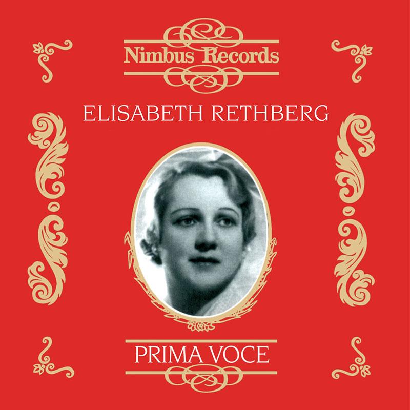 Elisabeth Rethberg 1924-1930