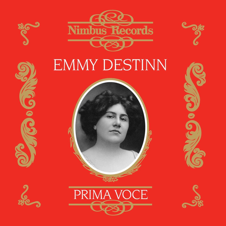 Emmy Destinn 1907-1921