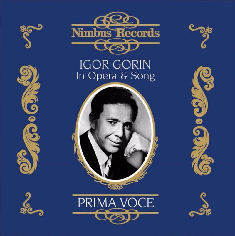 Igor Gorin Vol. 1 - 1938-1942