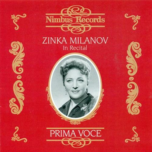 Zinka Milanov in Song 1943 & 1955